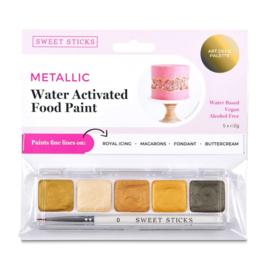 SweetSticks Water Activated Mini Palette - ART DECO