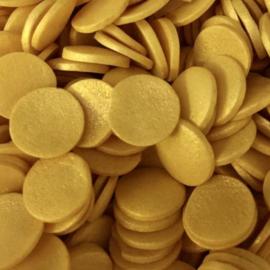 Confetti goud 10 mm