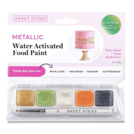 SweetSticks Water Activated Mini Palette - ST PATRICKS DAY