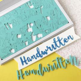 Sweet Stamp - Handwritten