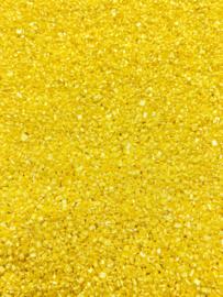 Glimmer sugar geel