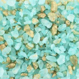 Sugar Rocks aqua