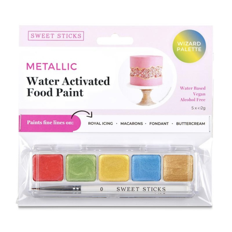 SweetSticks Water Activated Mini Pallette - WIZARD