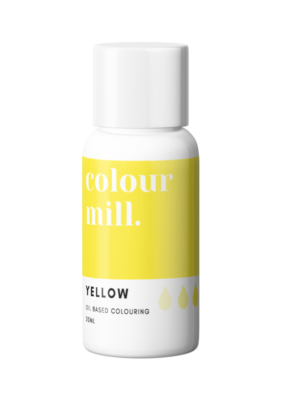 ColourMill Yellow 20 ml