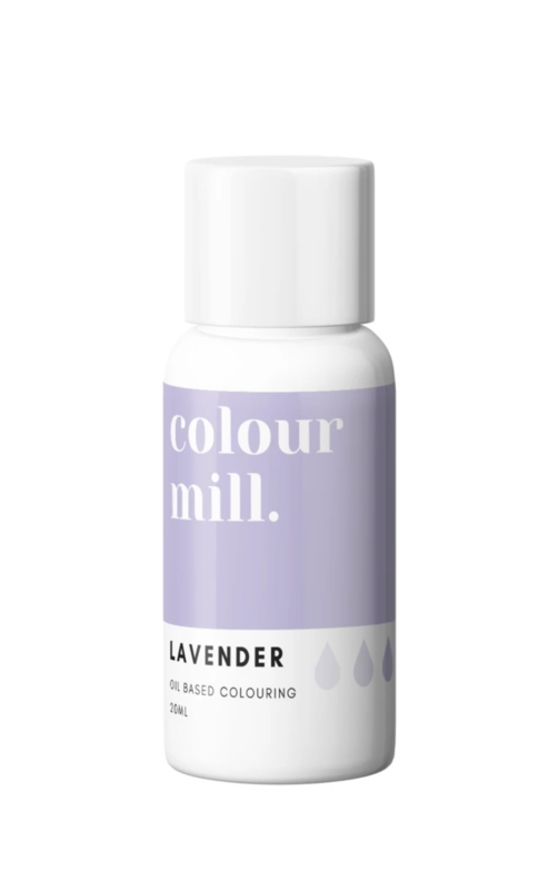 ColourMill Lavender 20 ml