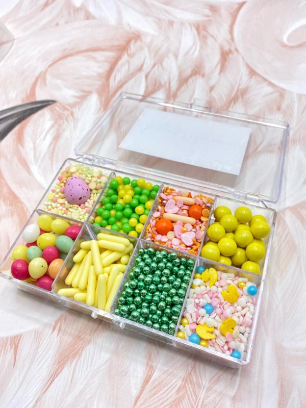 Easter sprinklebox