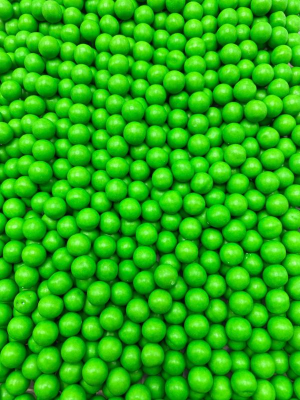 Chocobal groen