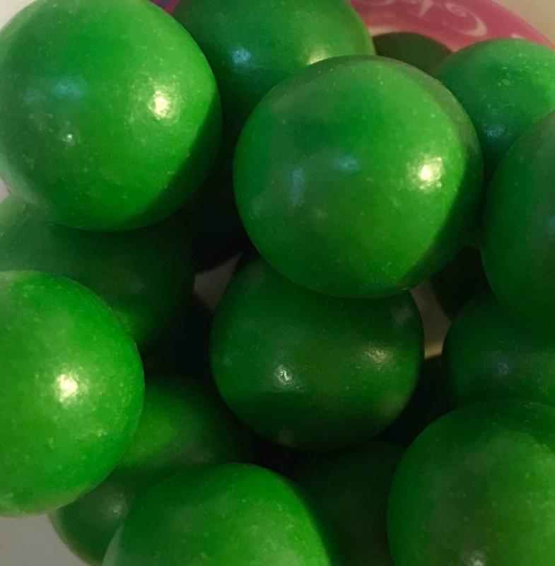 Crunchy parel groen