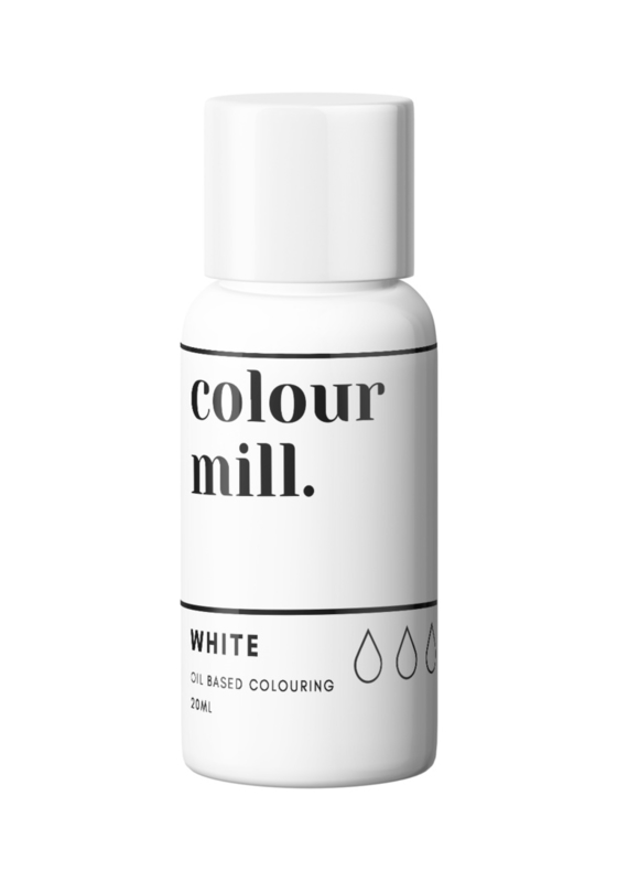 ColourMill White 20 ml