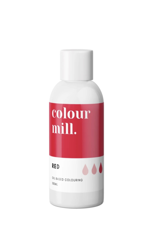 ColourMill Red 100 ml