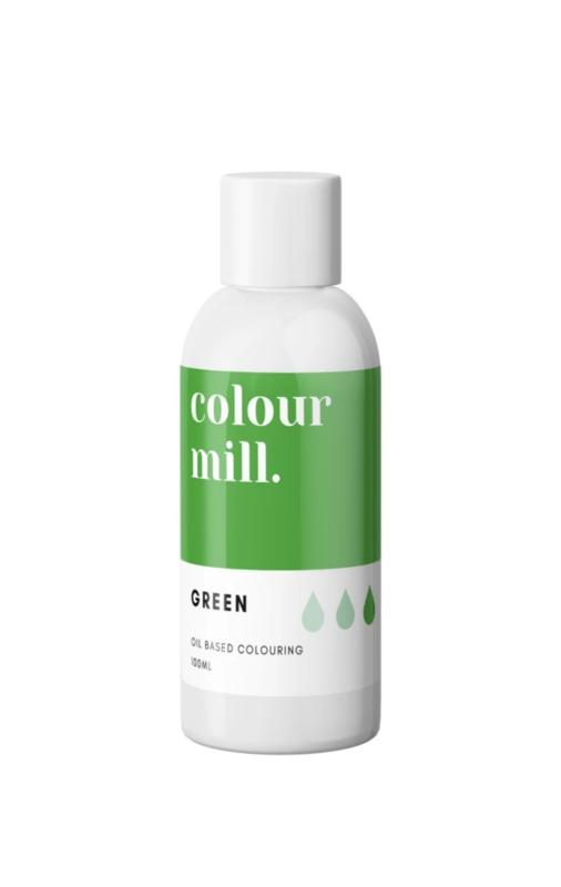 ColourMill Green 100 ml
