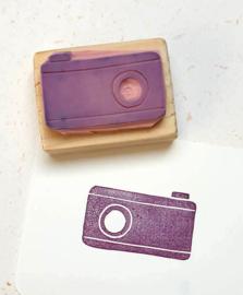 Stempel - Retro Fototoestel
