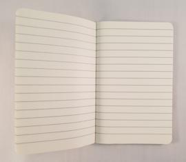 A6 schriftje - Citroentjes