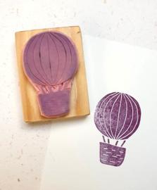 Stempel - Luchtballon