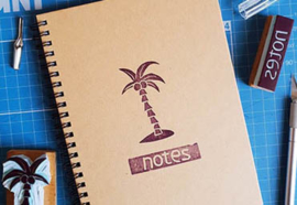 A5 notitieboekjes - shop