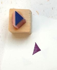 Stempel - Driehoekje