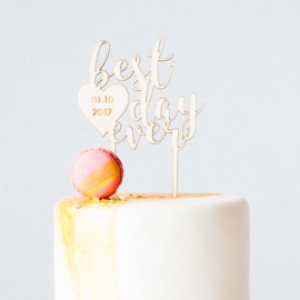 Taarttopper - Best day ever