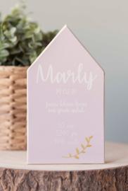 """Geboortehuisje """"Marly"""""""