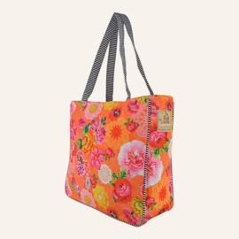 Happy Shopper Woodstock Oranje