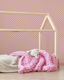 Behang Ynez Pink