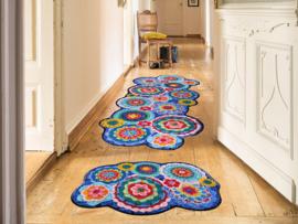 Deurmat Crochet 60 x 90 cm