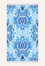 Strandlaken Yogi blauw