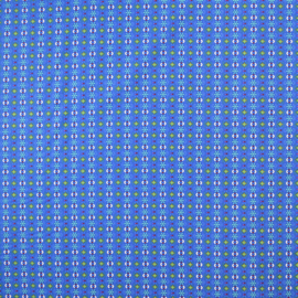 Stof Bebe blauw