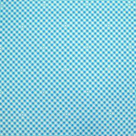 Stof  Zuzanna Turquoise