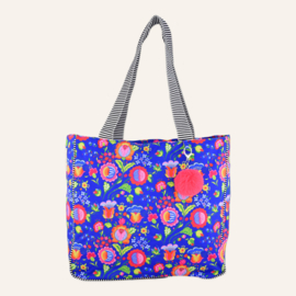 Happy Shopper Nuevo blue