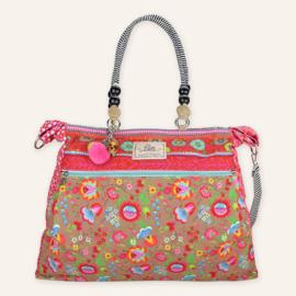 Beachbag XL Kalocsai