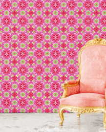 Behang Marybelle Pink