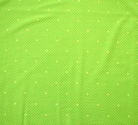 Stof Spark Lime