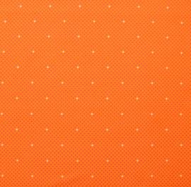 Stof Spark Oranje