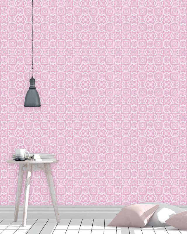 Behang Paco Pink