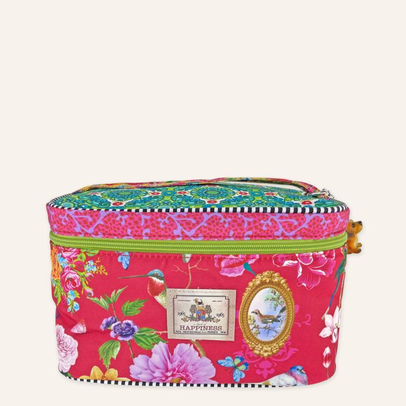 Beautybag Botania Rood/groen