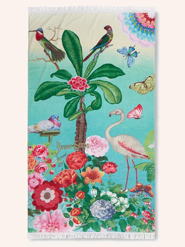 Strandlaken Botanica 100 x 180 cm