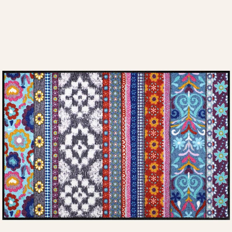 Vloermat Celesta Blauw 75 x 120