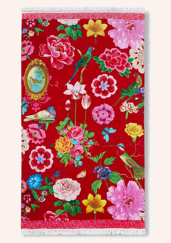 Strandlaken Blossom 100 x 180 cm