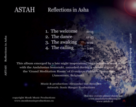 Reflections in Asha - Astah (Alexander Gustave)