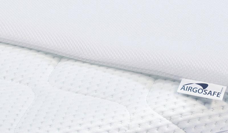 ABZ Airgosafe oval mattress topper