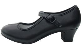 Spaanse schoenen zwart