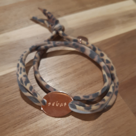 "ARMBAND ""PERFECT LOVE"" COPPER"