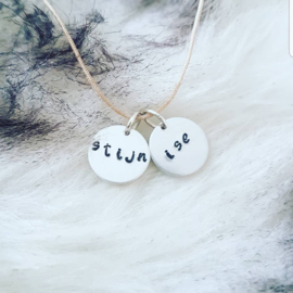 "KETTING ""TRUE LOVE"""