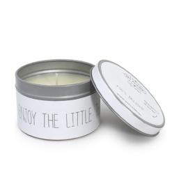 Enjoy the little things - Geurkaars