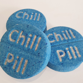 Bruisbal Baby Blue Chill Pill