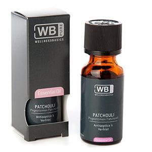 Etherische olie Patchoulie