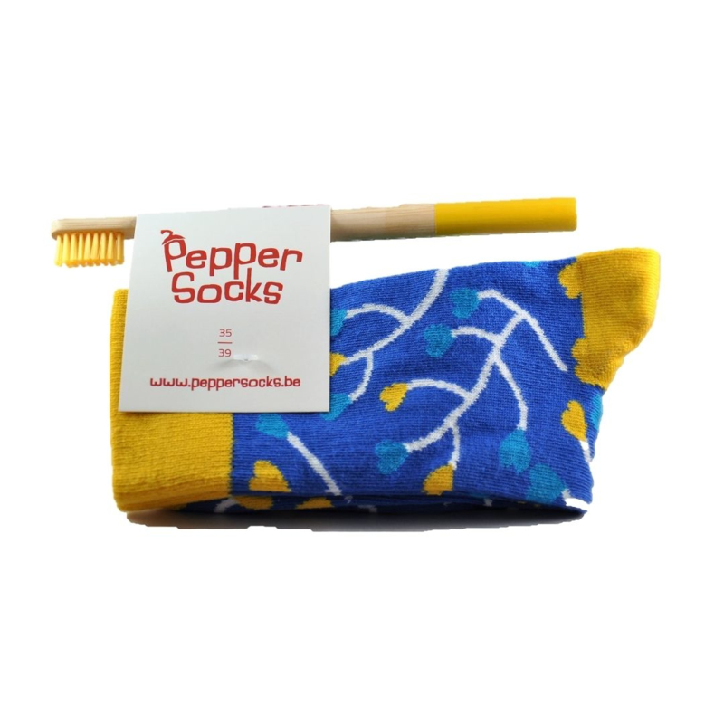 Daily Fresh | Feet and Teeth | Pepper Socks