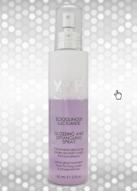 Yuup! Glossing & Detangling spray