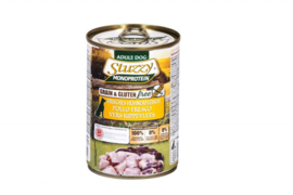 Stuzzy Monoprotein -  Kip  6 stuks 400 of 800 gram