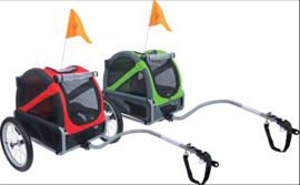 Doggy Ride fietskar Mini 20.